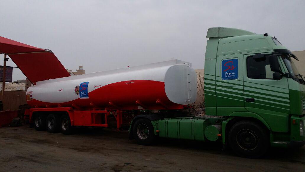 نقل المنتجات البترولية